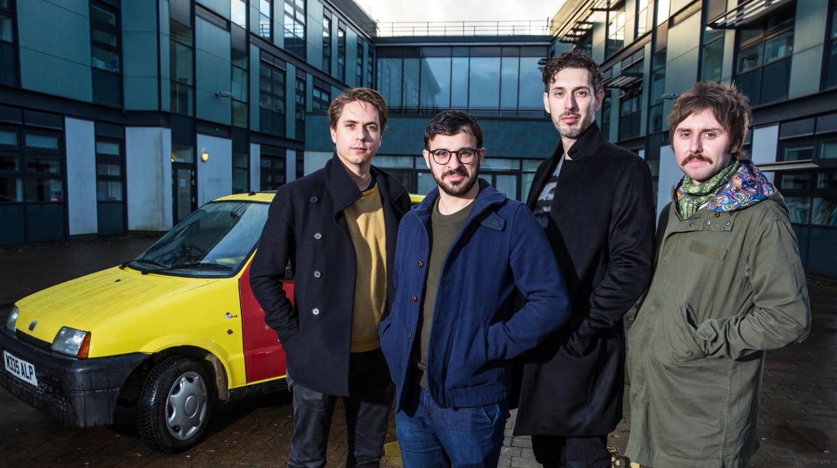 Interview With Simon Bird For The Inbetweeners Fwends Reunited Channel 4