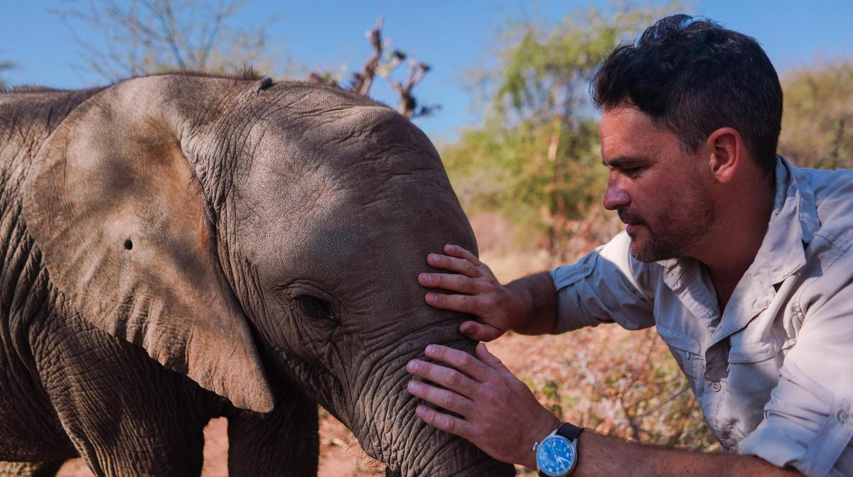 Levison Wood: Walking With Elephants