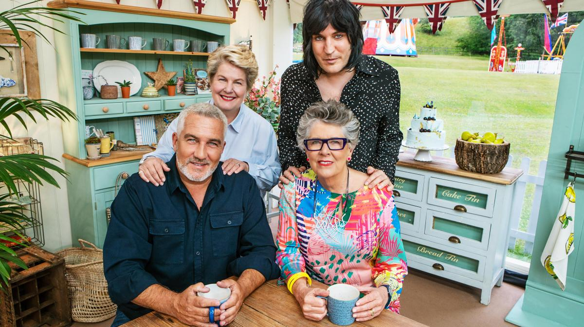 The GBBO announcement
