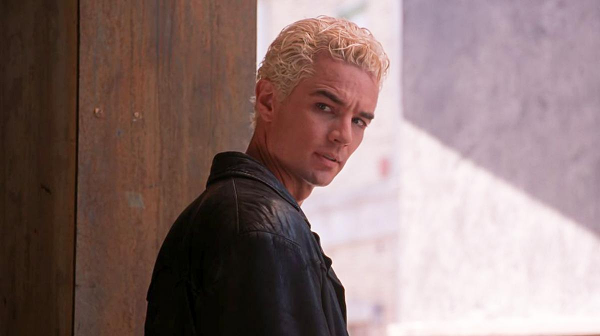 INTERVIEW: James Marsters / Spike from Buffy The Vampire Slayer   Channel 4