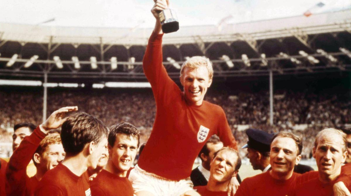 World Cup Final '66: England v West Germany