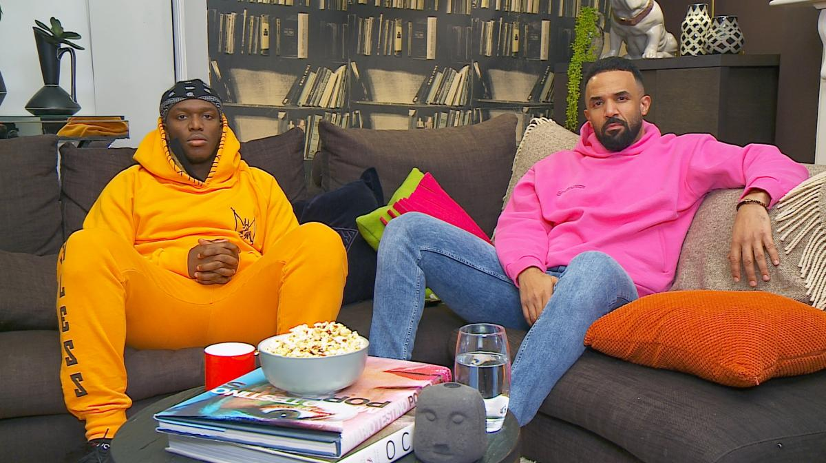 Craig David Ksi To Join The Celebrity Gogglebox Sofa For Stand Up To Cancer Channel 4