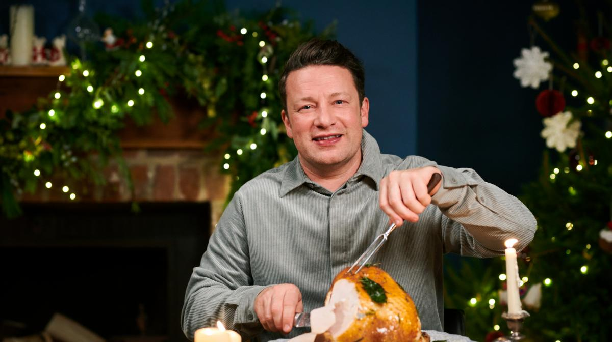 Jamie: Keep Cooking for Christmas
