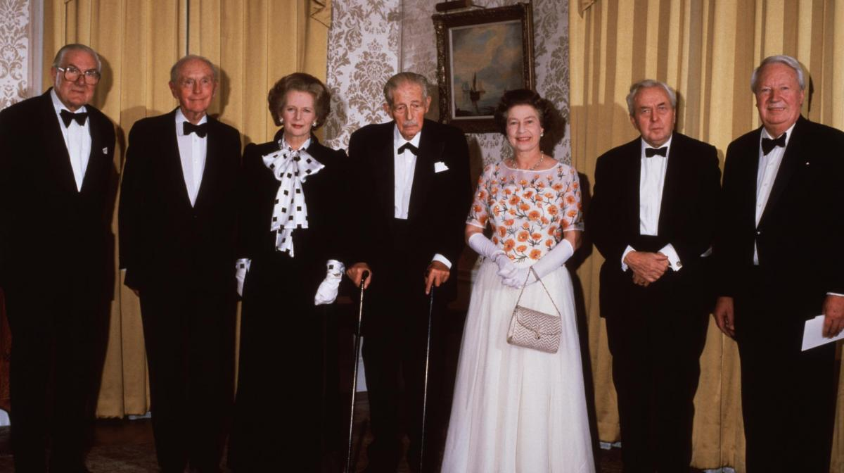 Queen Elizabeth: Politics, Power and Prime Ministers