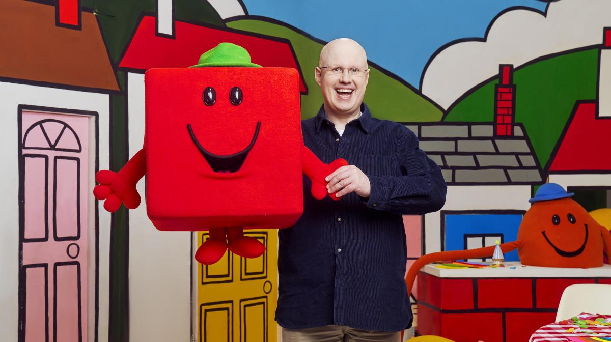 50 Years of Mr Men with Matt Lucas