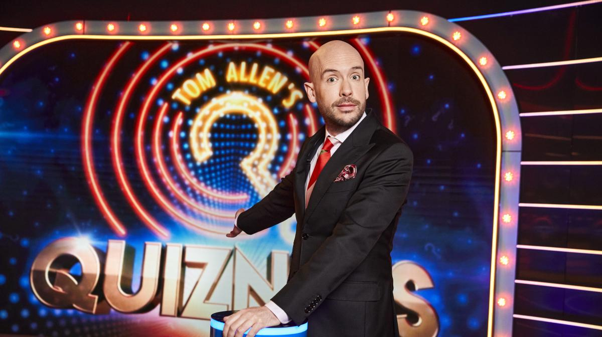 Tom Allen's Quizness