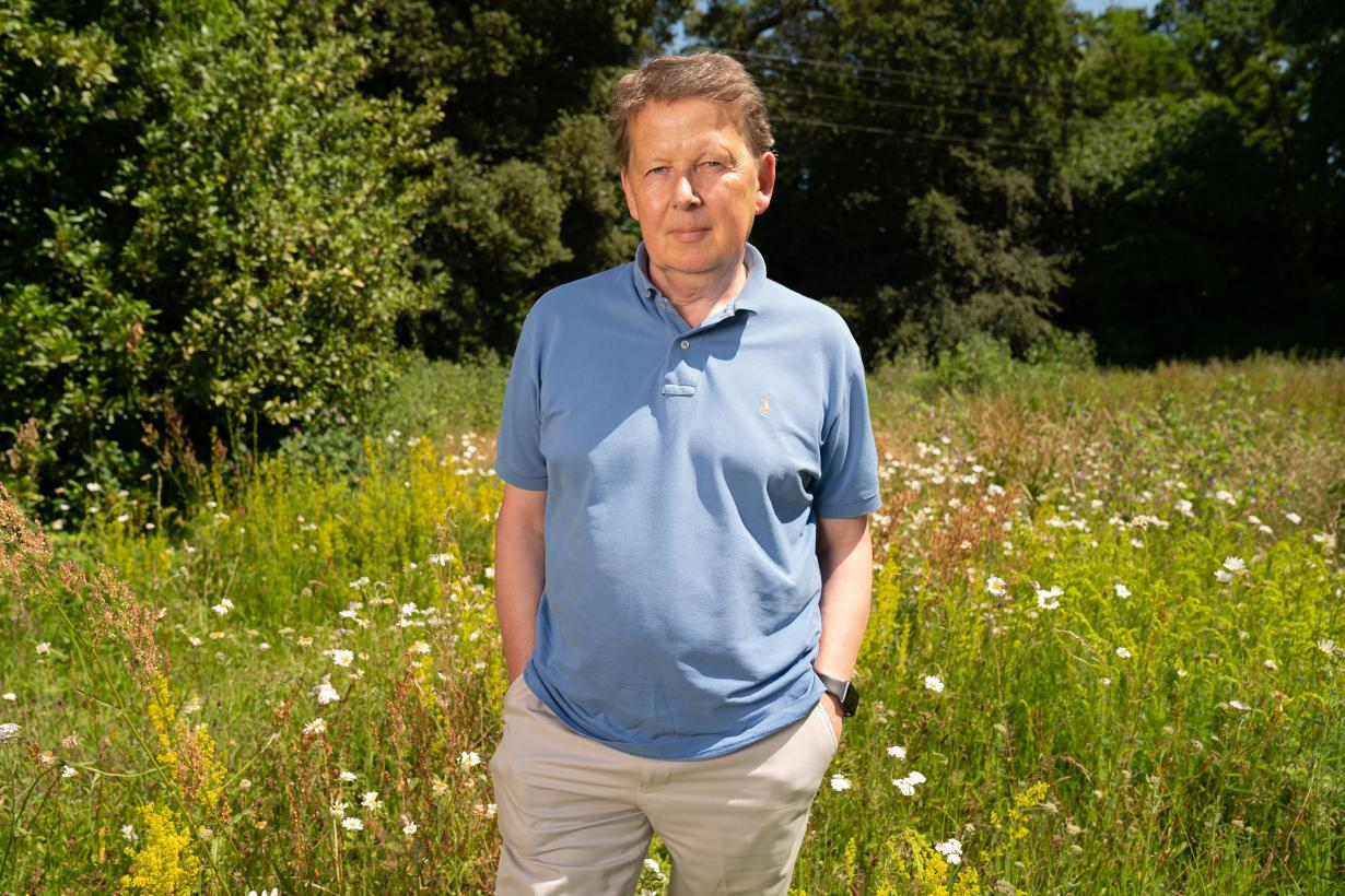 Bill Turnbull Staying Alive