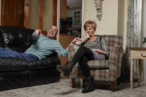 Gogglebox: Dave and Shirley