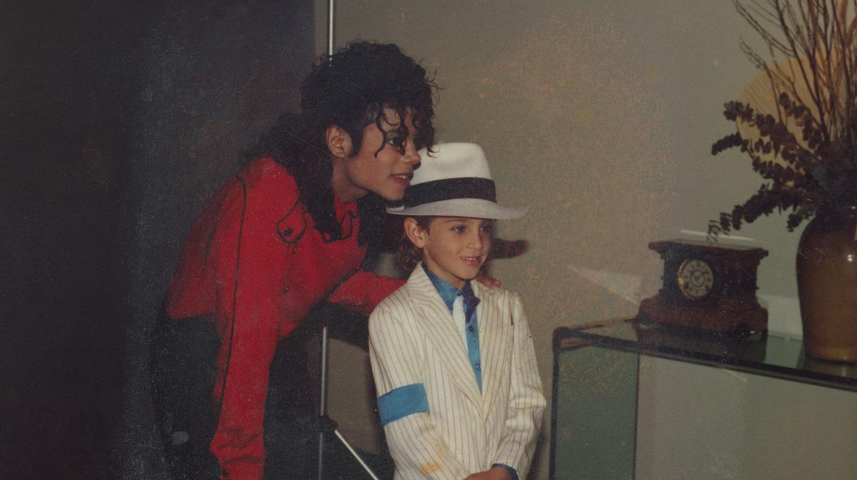 LEAVING NEVERLAND: MICHAEL JACKSON AND ME