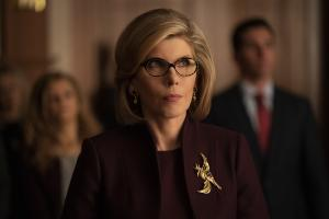 """Gang Goes To War"" -- Episode #404 -- Pictured: Christine Baranski as Diane Lockhart of the CBS All Access series THE GOOD FIGHT. Photo Cr: Patrick Harbron/CBS ©2019 CBS Interactive, Inc. All Rights Reserved."