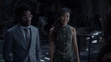 Ep2.  Stars Camrus Johnson and Nicole Kang.
