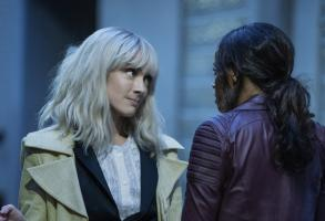 Ep3.  Rachel Skarsten and Meagan Tandy star.
