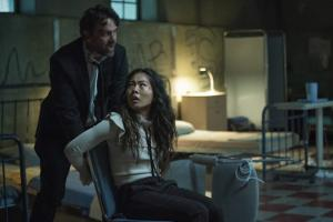 Ep6.  Dougray Scott and Nicole Kang star.