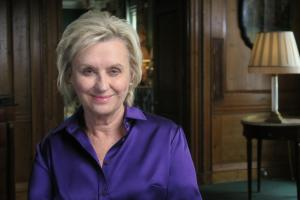 Picture shows_Tina Brown