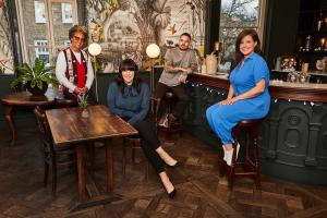 Anna Richardson hosts How to Save a Grand with Eve, Gary & Anna
