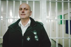 Mark Jones â¿¿ prison officer