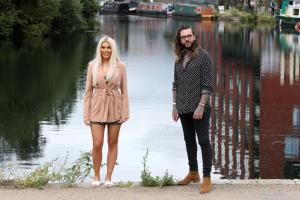 Chloe Ferry and Pete Wicks.