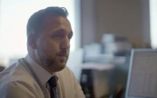 Detective Constable Mark Harris, leading one of the investigations, as part of Amberstone, Hampshire Constabulary's Rape and Serious Sexual Offences team.