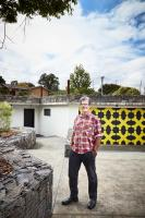 Ep7.  In one of the most inspiring series to date, Peter Maddison is following 10 new homeowners with a dream to change their lives and Australia's architectural landscape forever. Peter is building an underground eco bunker that's self-sufficient, sleek and completely one of a kind. From the outside it will eventually look like a bush garden, but below ground, a man cave.