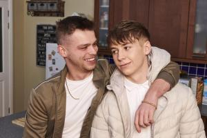 Played by Connor Callard and Billy Price