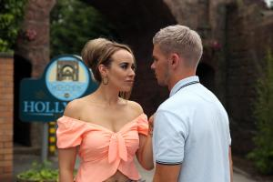 STE FINDS OUT THAT SINEAD IS MARRYING SAMI.EMBARGOED UNTIL 10 SEPT
