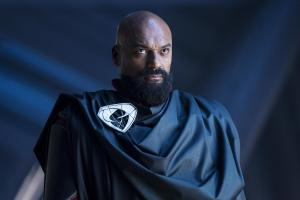 Pictured: Colin Salmon as General Zod