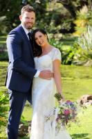 NIGEL WRIGHT, PHOTOGRAPHER 2016. +61409 363339..MARRIED AT FRIST SIGHT  (SERIES 4) 2016..COPYRIGHT ENDEMOLSHINE  AUSTRALIA AND CHANNEL NINE...THIS PICTURE SHOWS: THE WEDDING OF...ANDREW HILL & VANESSA BELVEDERE - MELBOURNE..