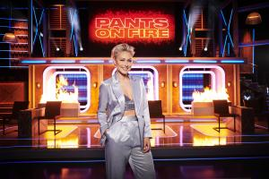 Pants on Fire: - Presented by Emma Willis