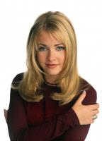 SABRINA, THE TEENAGE WITCH, the bewitching comical adventure about a modern-day sorcerer's apprentice, airs on FRIDAYS (8-8:30 pm, ET) on the ABC Television Network.  Starring are: Melissa Joan Hart, as Sabrina; Caroline Rhea and Beth Broderick as as her eccentric aunts; Nate Richert, Jenna Leigh Green and Lindsay Sloane as her high-school classmates; Nick Bakay as the voice of Salem the cat; and joining the cast this season are Alimi Ballard as The Quizmaster and Martin Mull as the high school'