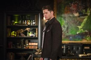 "Supernatural -- ""Absence"" -- Image Number: SN1418a_0086b.jpg -- Pictured: Jensen Ackles as Dean -- Photo: Katie Yu/The CW -- ÿ¿ÿ© 2019 The CW Network, LLC. All Rights Reserved."