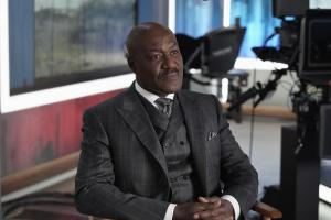 Pictured: Delroy Lindo as Adrian Boseman