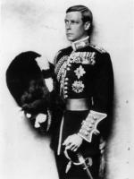 1st November 1936:  King Edward VIII (1894 - 1972) just before his abdication wearing the uniform of the Welsh Guards. He ruled for one year in 1936, until he abdicated to marry Mrs Wallis Simpson.  (Photo by Hugh Cecil/Keystone/Getty Images). 3335551