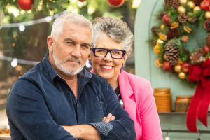 New Year Special.  paul and Prue.