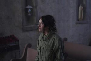 Pictured: Abigail Spencer as Lucy Preston