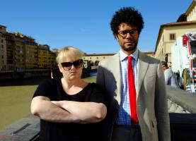 Travel Man : 48 Hours in Christmas Special - (Richard Ayoade and Rebel Wilson)